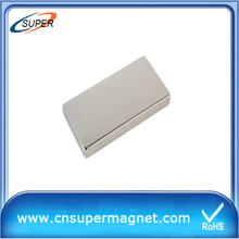 Industrial 40*20*10mm Sintered NdFeB Block Magnet