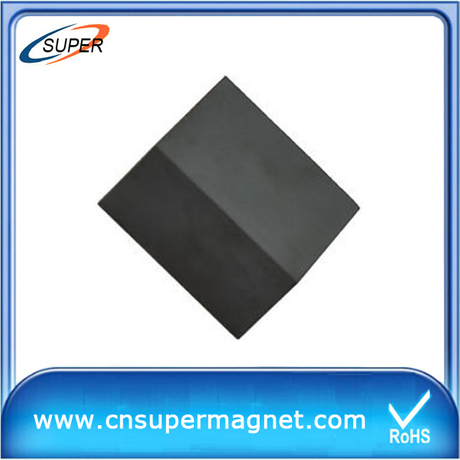 Y30BH High Quality Block ferrite magnet for speaker