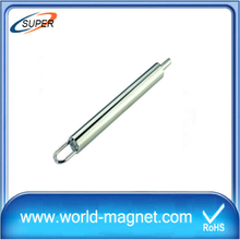 High Grade (D25*200mm) Nickel Bar NdFeB Magnet