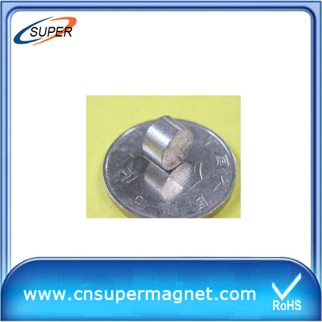 Wholesale D5*5mm Disc magnets SmCo
