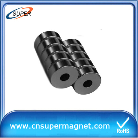 strong permanent magnets/ring neodymium magnet