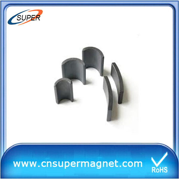 strong permanent Y30BH arc ferrite magnets
