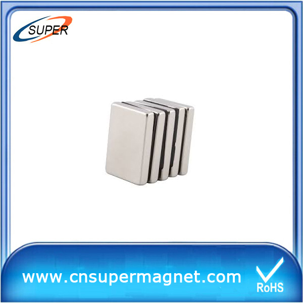 rare earth super magnets/N35 ndfeb magnet in China