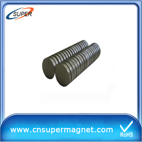 Wholesale D30*10mm SmCo Permanent Magnet
