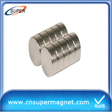 High Quality 34*25mm Neodymium Disc Magnets