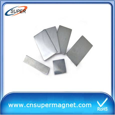 High-level 20*3*2mm Strong Neodymium Magnets