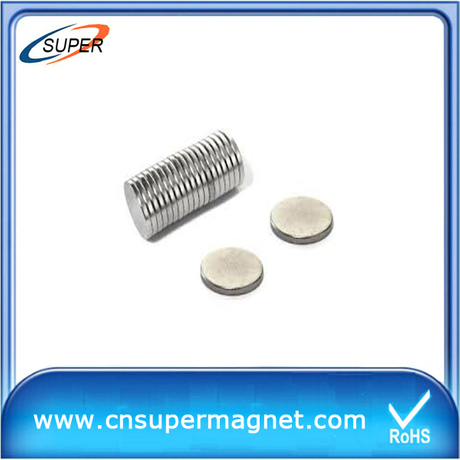 strong rare earth permanent magnets