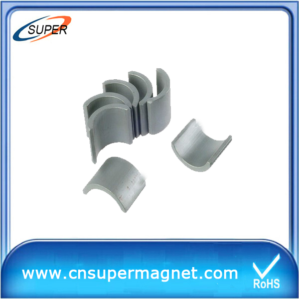 ceramic Y33 arc ferrite magnets