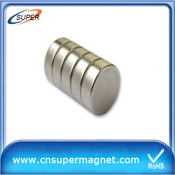 2015 China disc ndfeb magnet N38 price /china ndfeb magnet manufacture