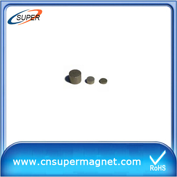 Low-priced D4*2mm SmCo Permanent Magnet