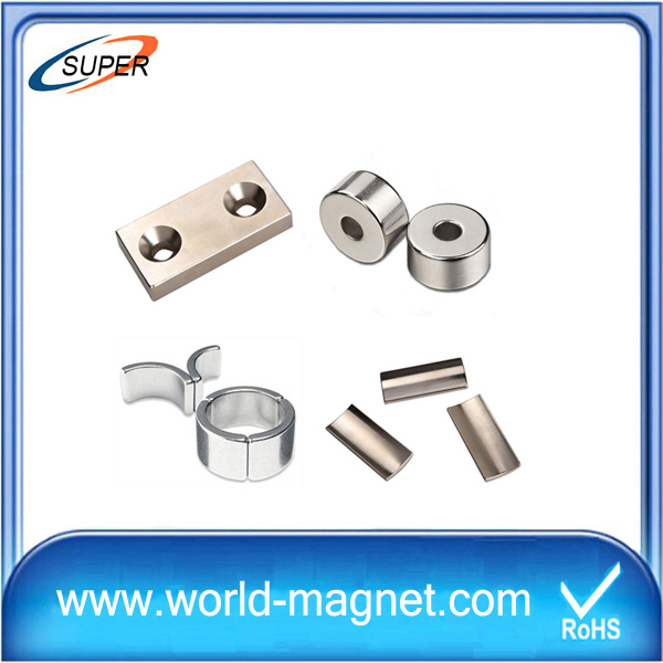 Competitive Price Ring Neodymium Magnet
