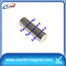 Customized (30 * 10mm) Cylinder Neodymium Magnets