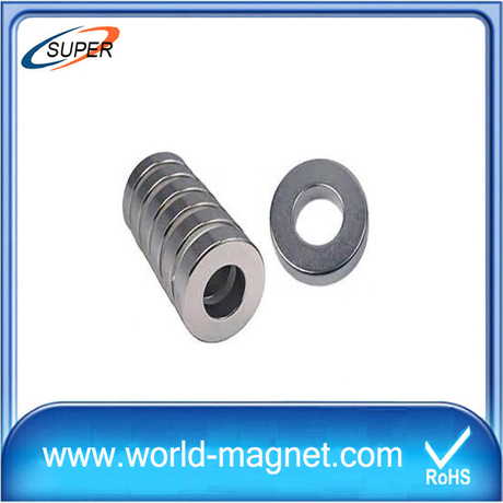 Rare Earth Neodymium Strong Ring Magnet