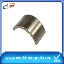 Wholesale Professional Arc NdFeB Magnet