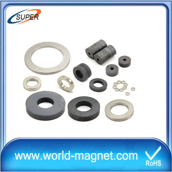 High Performance Neodymium Ring Magnet