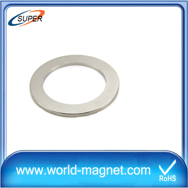 N52 High Guass Neodymium Ring Magnet