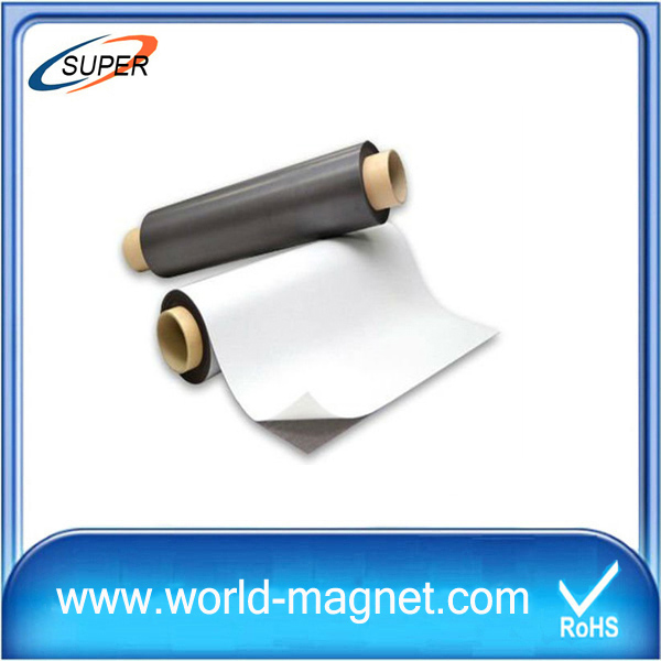 Colorful (2mm*600mm*10m) Flexible Rubber Magnet