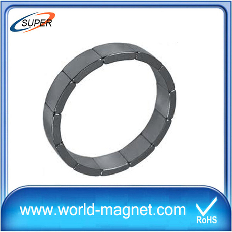 Permanent Strong Arc Neodymium Magnet for Sales