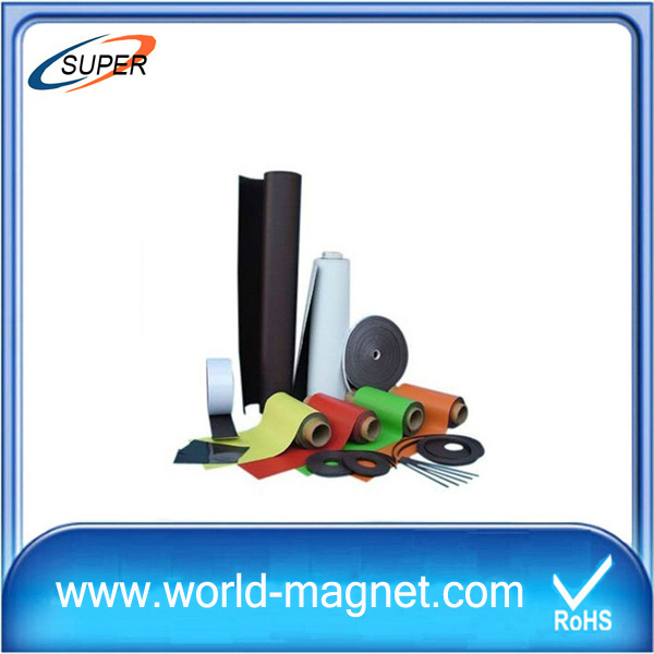 Cheap Colorful Flexible Soft Magnet for Fridge