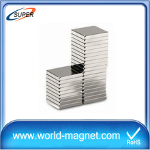 High Gauss Rare Earth Block Ndfeb Magnet